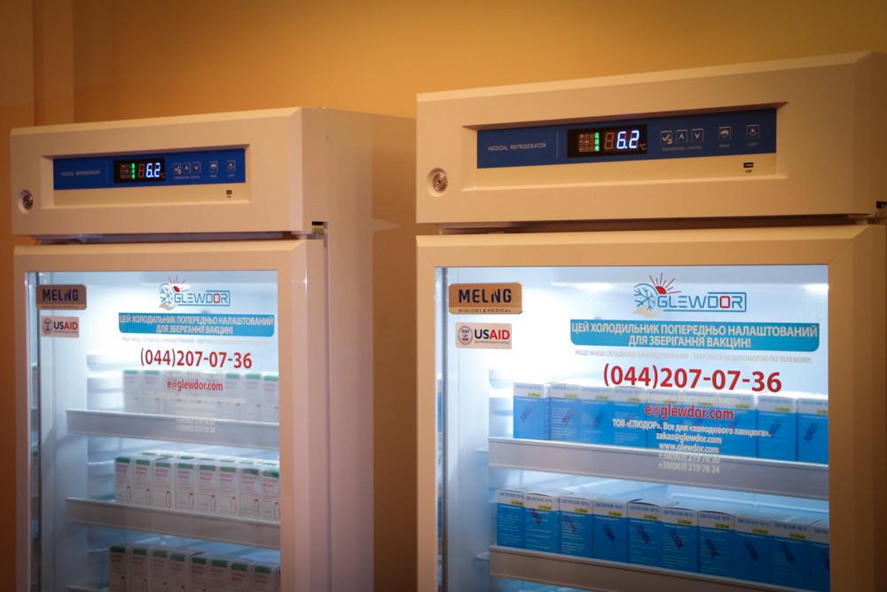 Херсонская детская областная больница получила современное оборудование