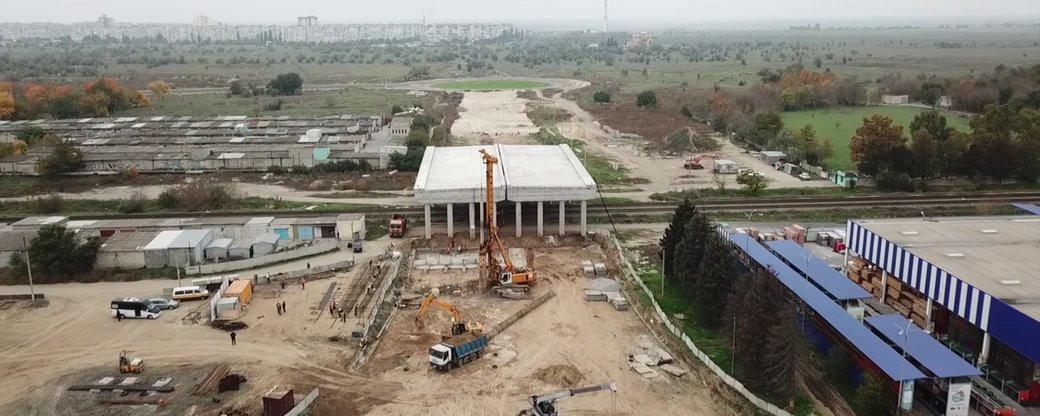 Команда экс-главы ОГА достроит мостопереход в Херсоне — заявление Юрия Гусева