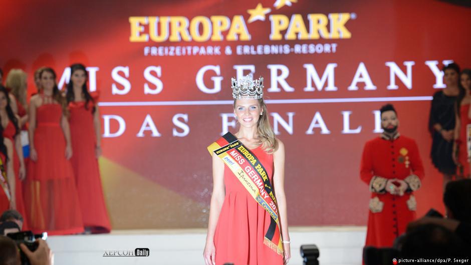 Новости Херсгона. Украинка самая красивая женщина Германии. Херсон дейли