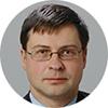 Валдис Домбровскис, Еврокомиссия, ЕС