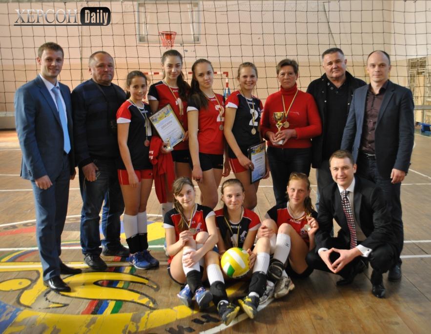 Новости Херсона. Турнир по валейболу памяти Мишукова
