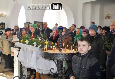 Новости Херсона. В херсонский храм благотворительный фонд Мальцева передал старинные иконы. Херсон Дейли