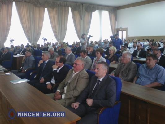 второй черноморско-балтийский экономический форум