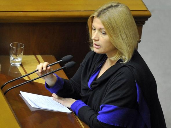 безвизовый режим для украины с ЕС, ирина Геращенко, загранпаспорт украина