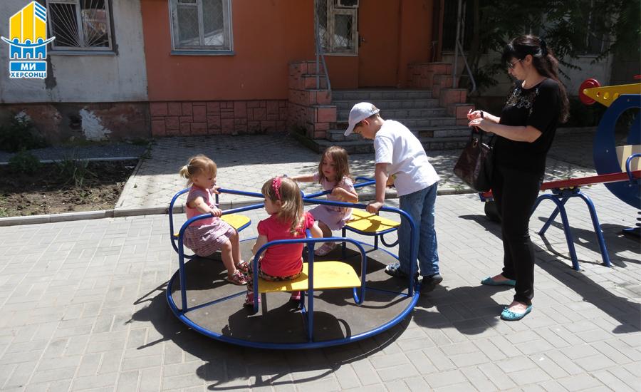 новости Херсон. День защиты детей 2015