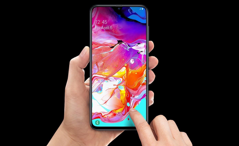 Смартфон Galaxy A70 от корейского бренда: преимущества и особенности флагмана