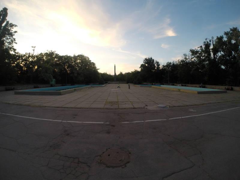 Херсон, парк им.Ленинского комсомола