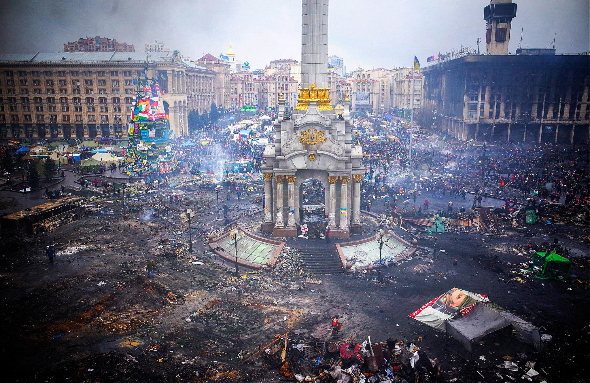 Бедный украинский народ - Новый Майдан грядет