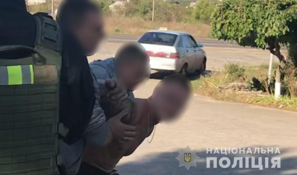 В Херсоне задержали разбойника, который напал на прохожего с пистолетом: искали 2 недели
