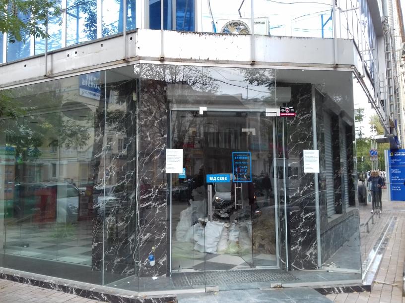 """Нет в Херсоне больше большого фирменного магазина """"Самсунг"""""""