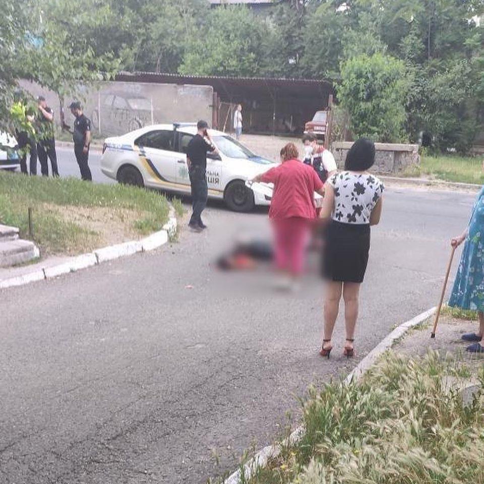 В Херсоне молоковоз сбил насмерть 13-летнего мальчика