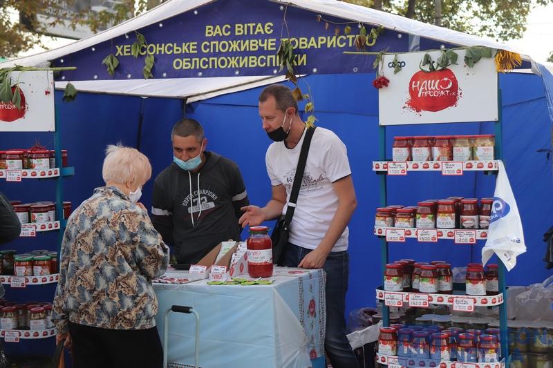 Самые низкие цены на сельхозпродукцию - в Херсоне открылся «BAZAR»