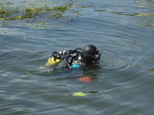 В Херсонской области на песчаном карьере утонул мужчина