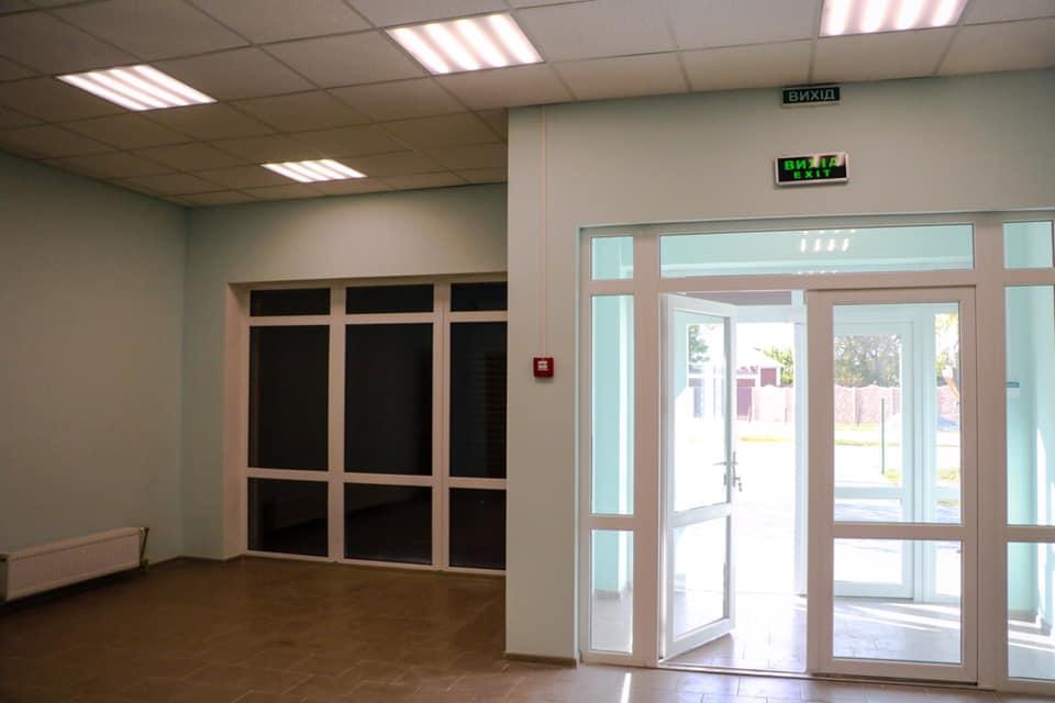 На Херсонщине открыта еще одна современная амбулатория стоимостью почти 9 миллионов гривен