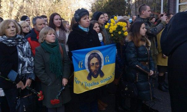 Михаилу Шульцу открыли мемориальную доску