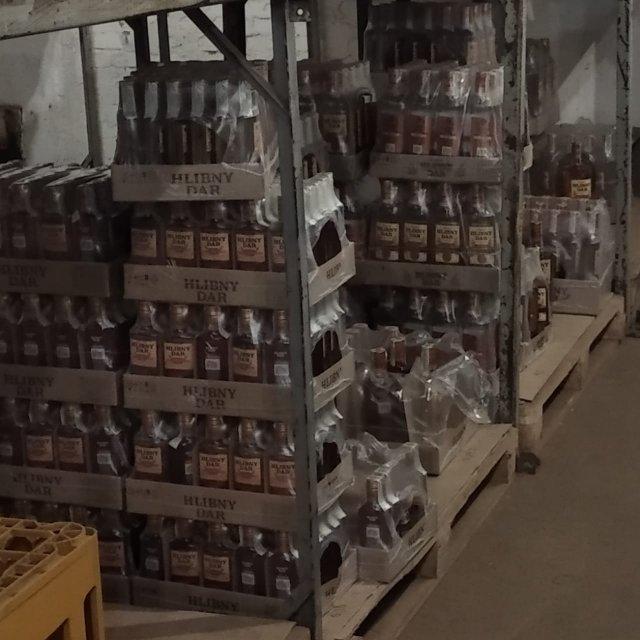 На Херсонщине был выявлен и изъят сбыт контрафактного алкоголя на 2 млн. грн