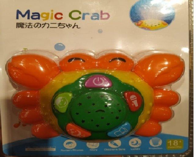 """В Херсоне продают опасные детские игрушки: в """"Магическом крабе"""" была превышена доля свинца в 119 раз"""