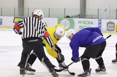 Херсонский хоккейный клуб «Днепр» отпраздновал День рождения