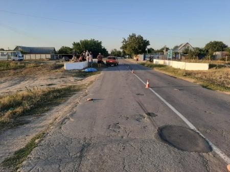 Пьяный водитель наехал на пожилую велосипедистку: женщина скончалась на месте ДТП