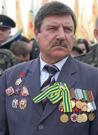 Ушел из жизни председатель Херсонской областной организации Украинского союза ветеранов Афганистана