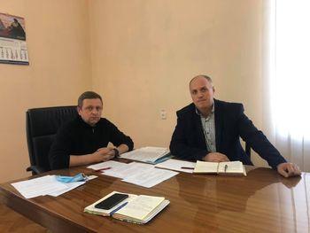 В Херсонской ОГА подписали документы на строительство дороги между Каховкой и Малокаховкой