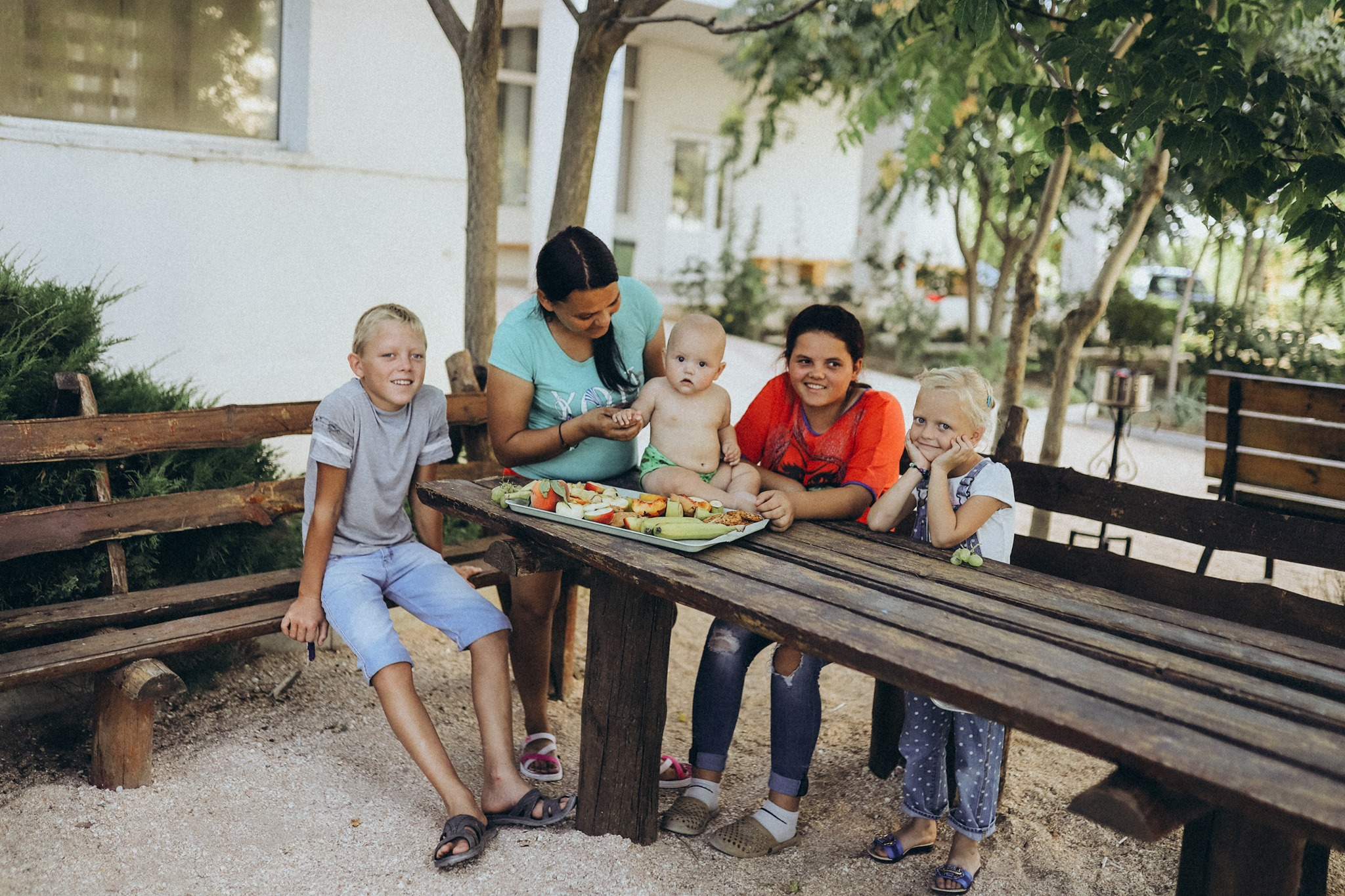 В Херсоне Благотворительный фонд четвертый год помогает семьям, оказавшимся в сложных жизненных обстоятельствах