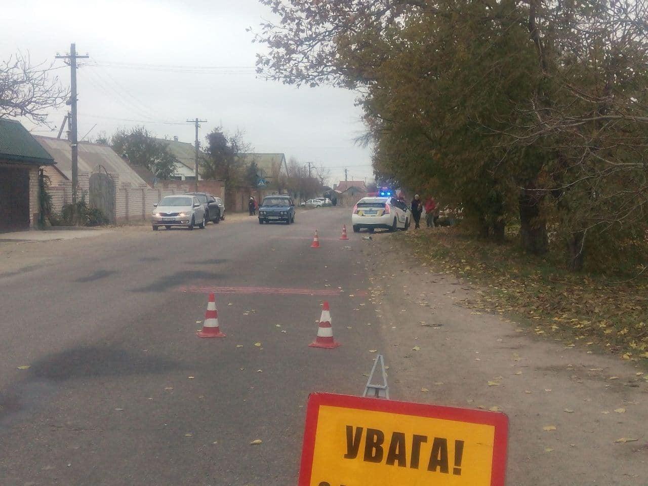 В Камышанах автомобиль сбил 11-летнего парня: полиция ищет свидетелей ДТП, мальчик в коме