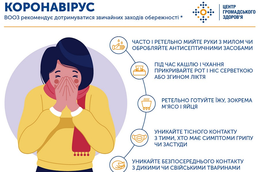 С начала недели на Херсонщине зафиксировано 550 больных на коронавирус – Юрий Гусев