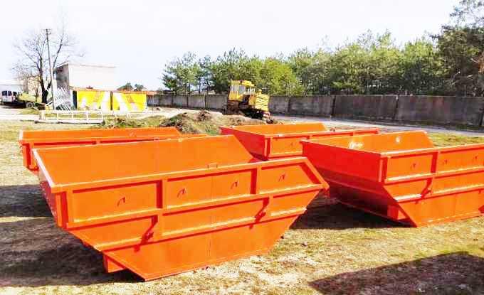 В Новой Каховке и мусор теперь собирают по-новому