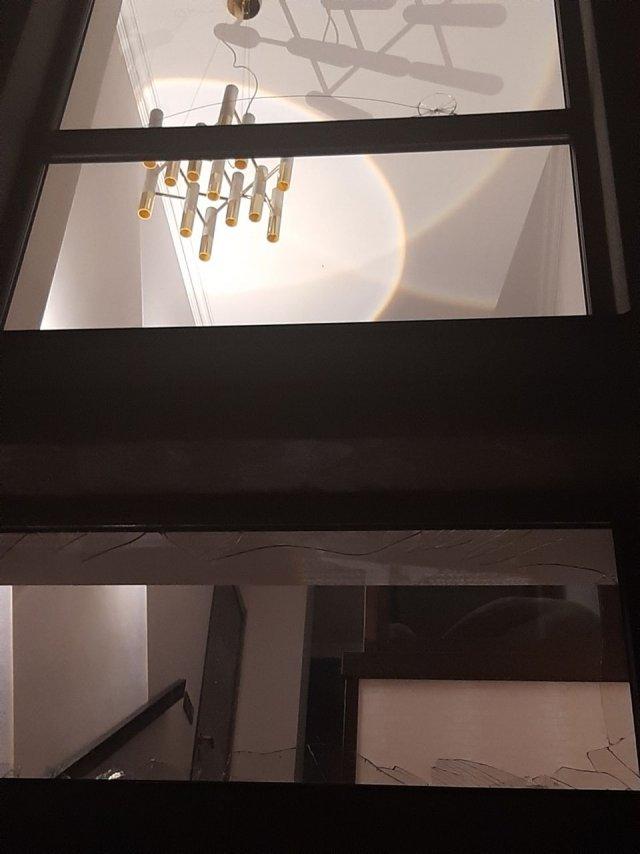 Ночные взрывы в Херсоне: неизвестный бросал гранаты в дом