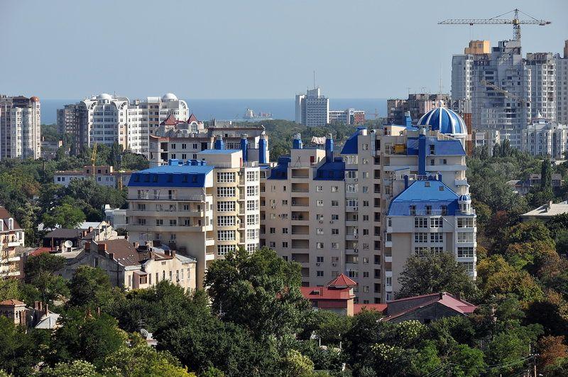 Рынок первичной жилой недвижимости Одессы осенью