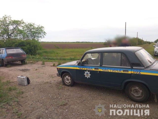 В Херсонской области полиция разоблачила серийных воров