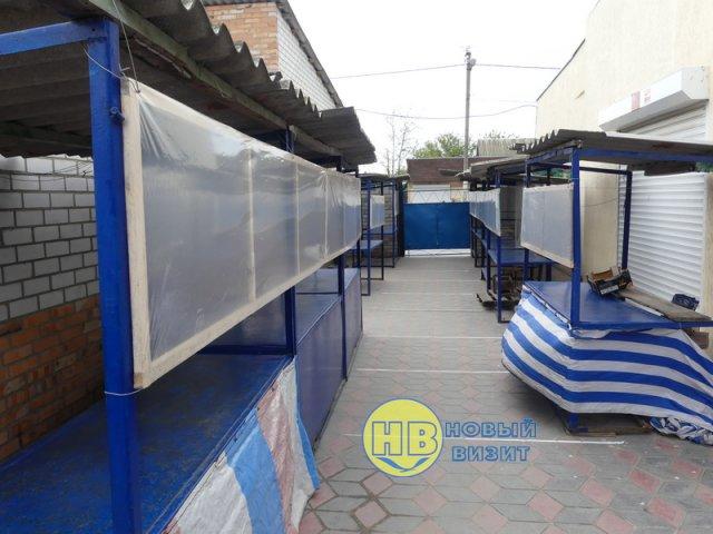 У Генічеську відкрили продовольчий ринок