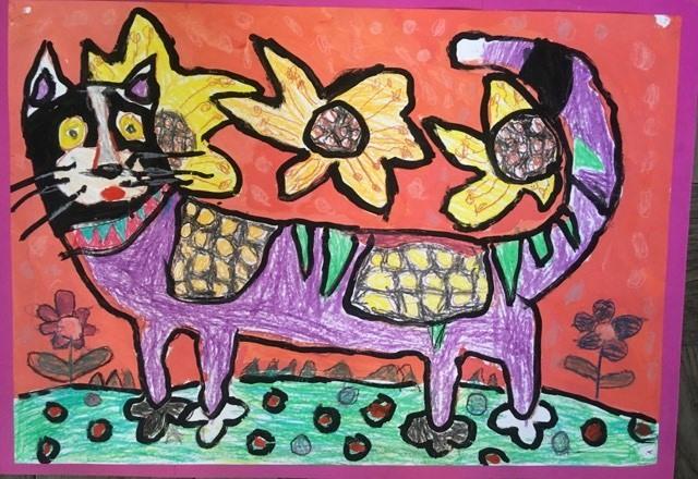 Херсонский художественный музей представляет работы юных талантливых художников