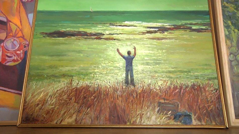 В Херсонском выставочном зале готовится экспозиция ко Дню художника