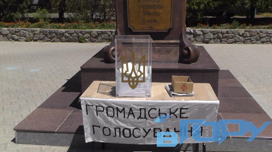 Люди высказались против застройки прибрежного парка Новой Каховки