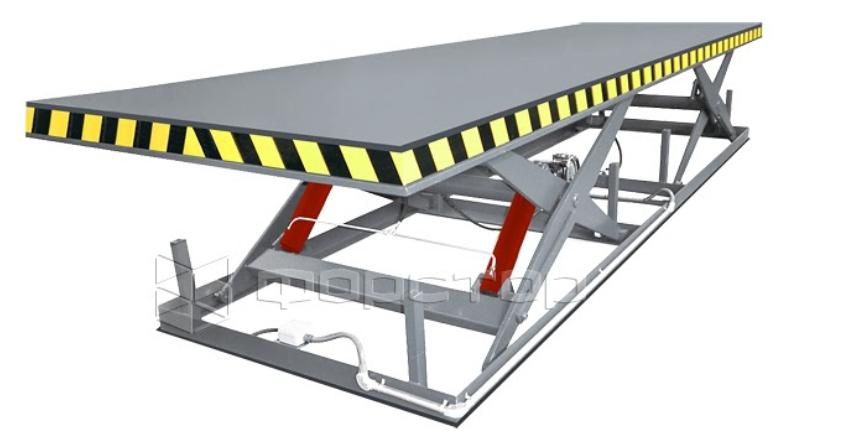 Ножничные подъемники – эффективное оборудование для решения задач по перемещению грузов