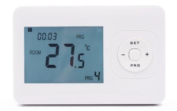 Терморегулятор в отопительной системе
