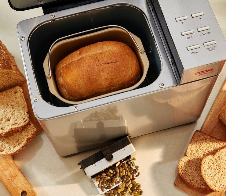 Особенности эксплуатации хлебопечки
