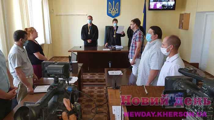 Каховский блокбастер: как избирали меру пресечения Кашникову