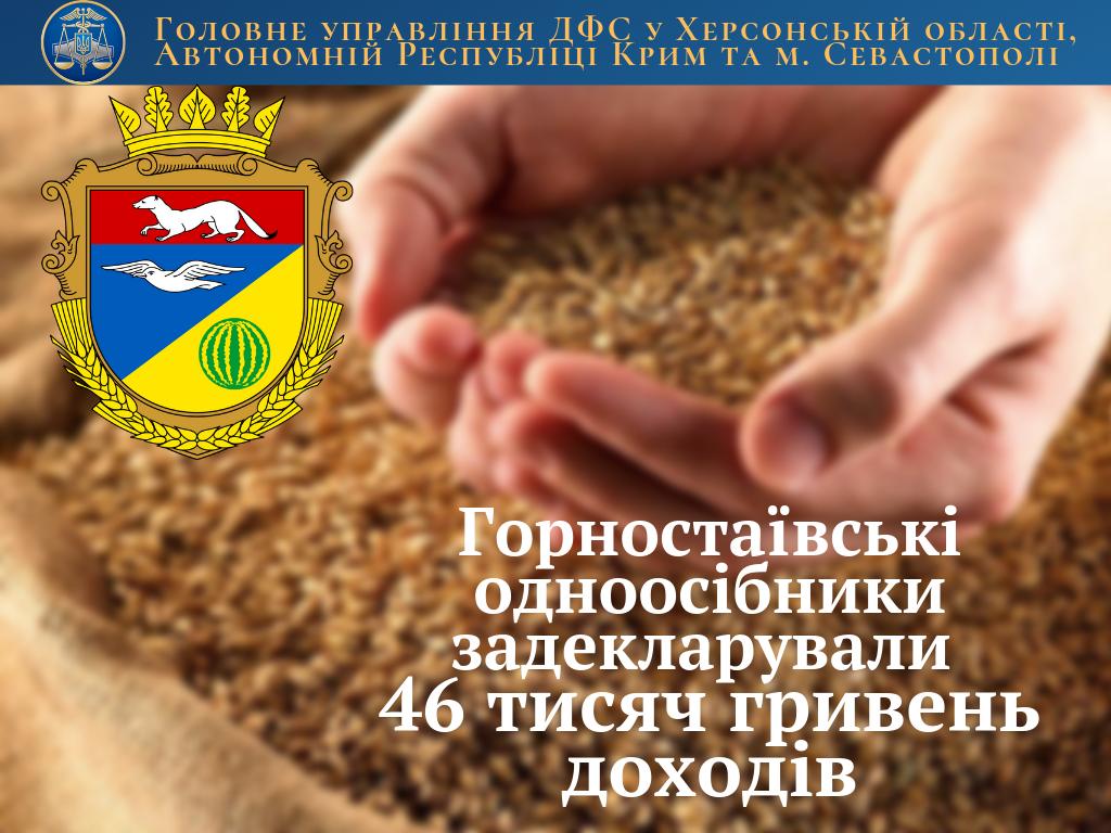 В Горностаевском районе после разговора с фискалами 10 единоличников сразу же заплатили