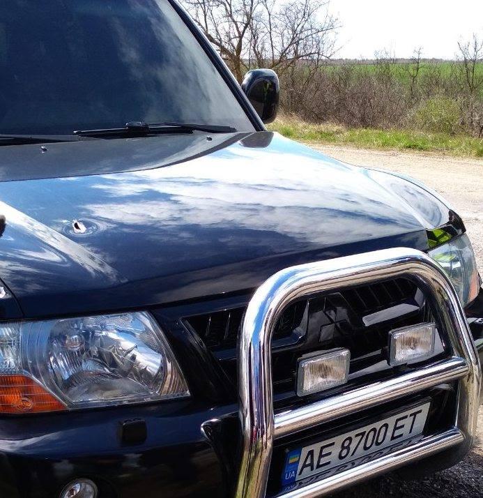 Стрельба в Чонгаре - появились фото автомобилей с пулевыми пробоинами