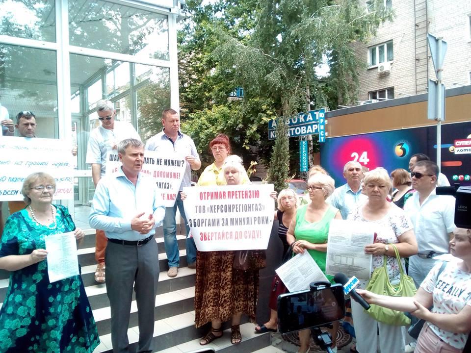 Юрій Одарченко: захист інтересів херсонців – мій пріорітет