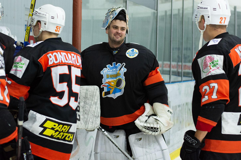 Два хоккеиста из Херсона стали лучшими игроками страны в сентябре