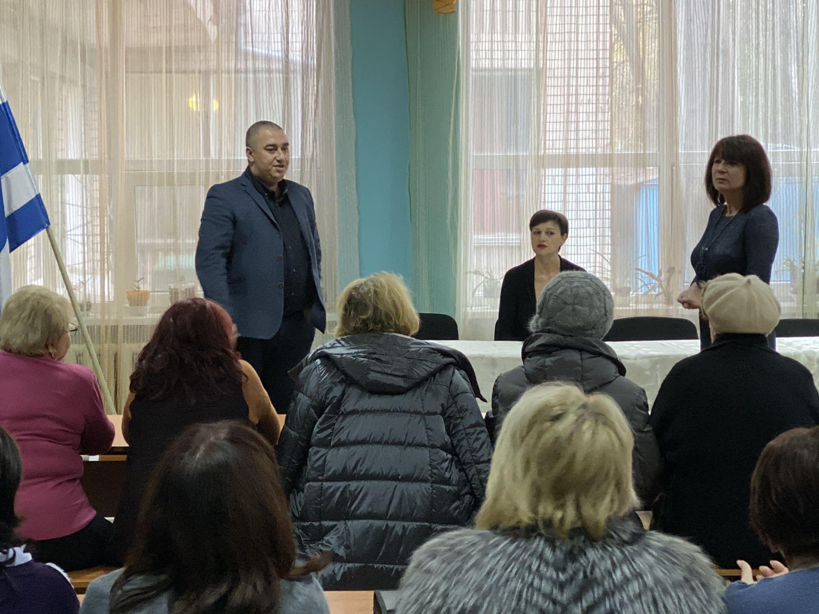 Депутат Матусевич Оксана отчиталась за 2019 год