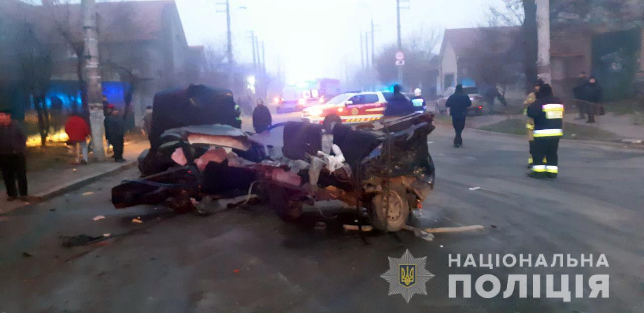 Полиция рассказала подробности о смертельном ДТП на Жилпоселке в Херсоне