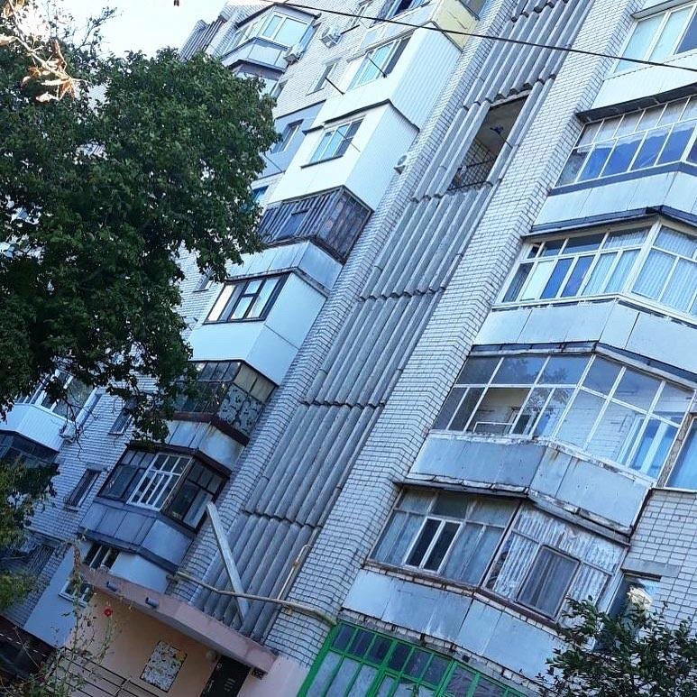 В Херсоне из-за обрушения в жилом доме аварийно перекрыли газ