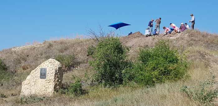 Раскопки в Тягинской крепости завершились уникальными находками