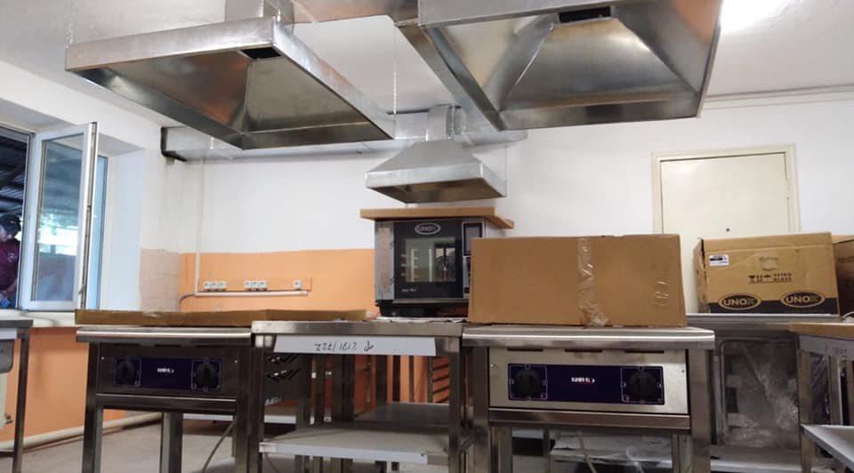 В Херсонском государственном университете планируют открыть современную лабораторию ресторанных технологий