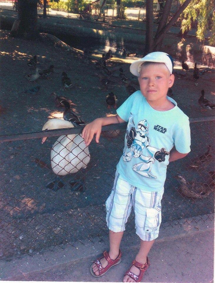 Поліція розшукала зниклого 8-річного хлопчика